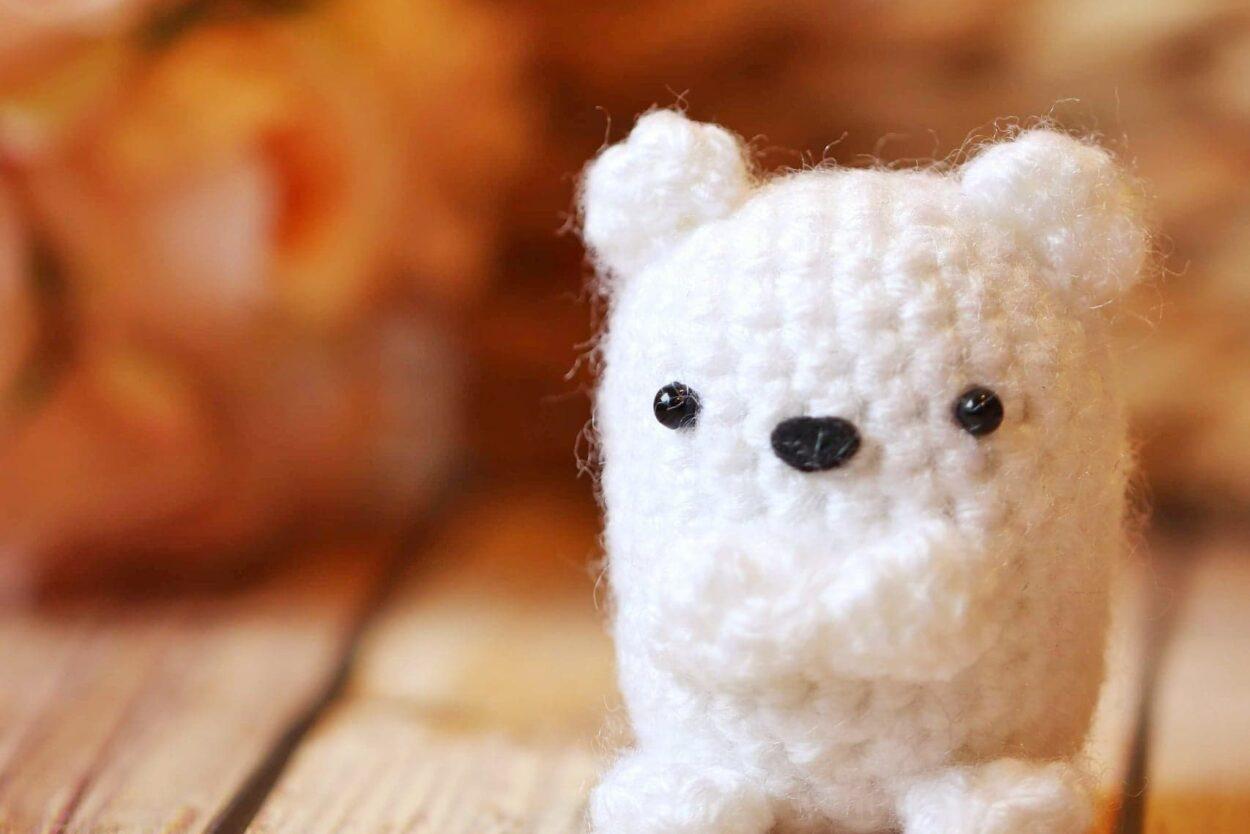 Amigurumi Crochet Pattern Secret the Pumpkitten PDF in English